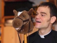 Thomas Peters als Priester